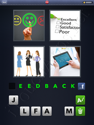 4 Pics 1 Word Level 2194 Solution