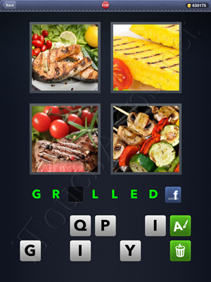 4 Pics 1 Word Level 2195 Solution