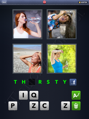 4 Pics 1 Word Level 2196 Solution