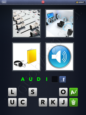 4 Pics 1 Word Level 2198 Solution