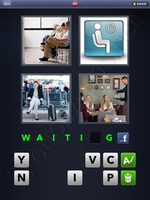 4 Pics 1 Word Level 2205 Solution