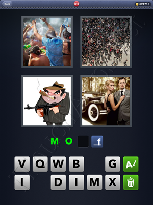 4 Pics 1 Word Level 2210 Solution