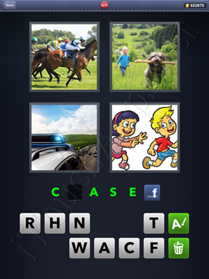 4 Pics 1 Word Level 2215 Solution