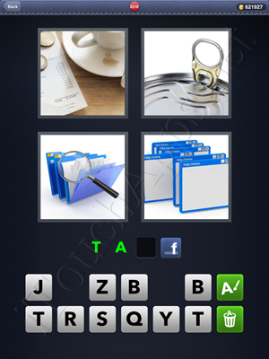 4 Pics 1 Word Level 2218 Solution