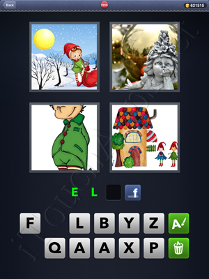 4 Pics 1 Word Level 2220 Solution