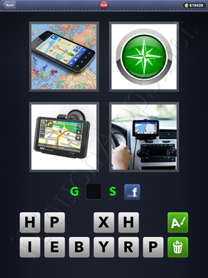 4 Pics 1 Word Level 2226 Solution