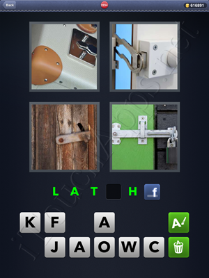 4 Pics 1 Word Level 2234 Solution