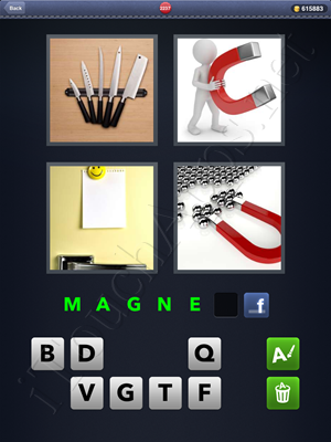 4 Pics 1 Word Level 2237 Solution