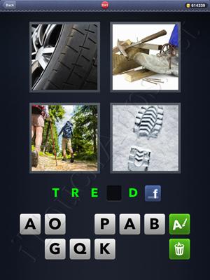 4 Pics 1 Word Level 2241 Solution