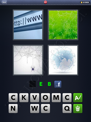 4 Pics 1 Word Level 2251 Solution