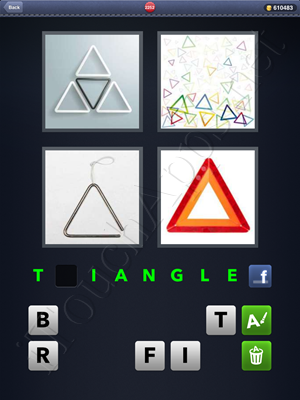 4 Pics 1 Word Level 2252 Solution