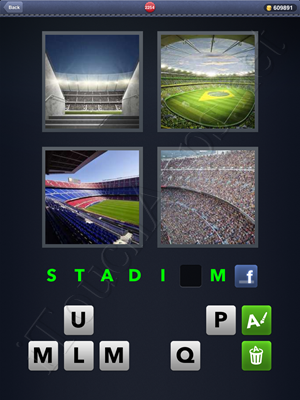 4 Pics 1 Word Level 2254 Solution