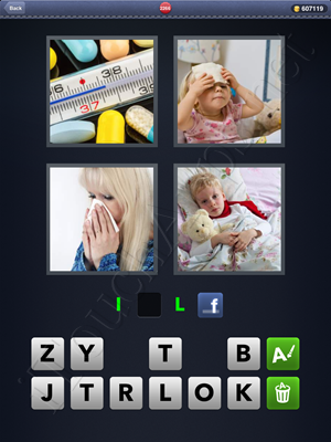 4 Pics 1 Word Level 2266 Solution