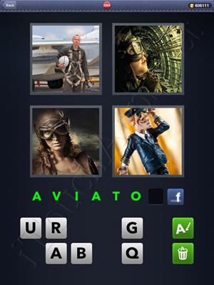 4 Pics 1 Word Level 2269 Solution