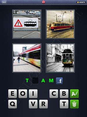 4 Pics 1 Word Level 2270 Solution