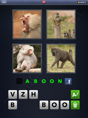 4 Pics 1 Word Level 2271 Solution