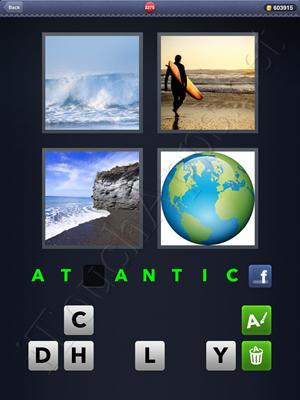 4 Pics 1 Word Level 2275 Solution