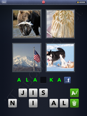 4 Pics 1 Word Level 2276 Solution
