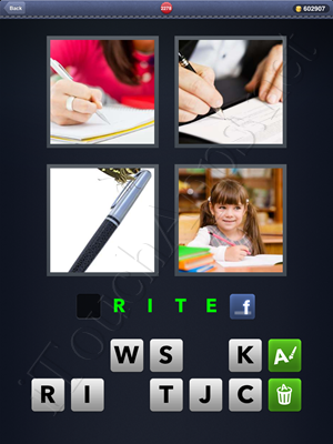 4 Pics 1 Word Level 2278 Solution