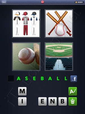 4 Pics 1 Word Level 2284 Solution