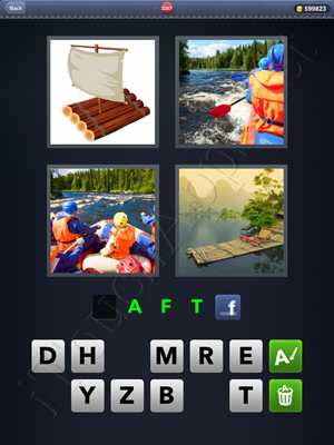 4 Pics 1 Word Level 2287 Solution