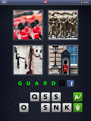 4 Pics 1 Word Level 2296 Solution