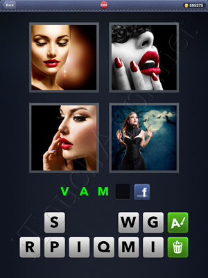 4 Pics 1 Word Level 2300 Solution