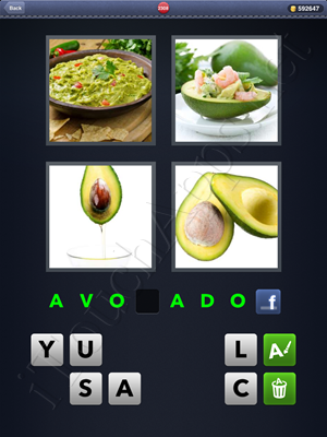 4 Pics 1 Word Level 2308 Solution