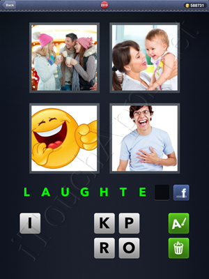 4 Pics 1 Word Level 2319 Solution