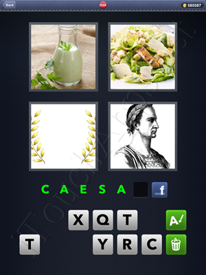 4 Pics 1 Word Level 2328 Solution