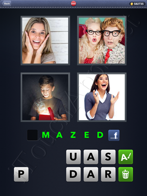 4 Pics 1 Word Level 2335 Solution