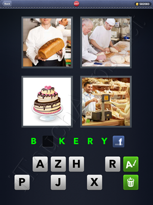 4 Pics 1 Word Level 2337 Solution