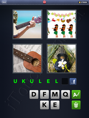 4 Pics 1 Word Level 2346 Solution
