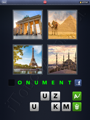 4 Pics 1 Word Level 2348 Solution