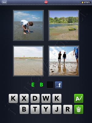 4 Pics 1 Word Level 2349 Solution