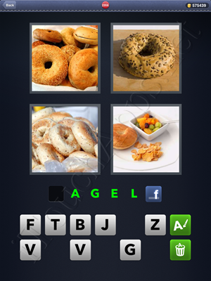 4 Pics 1 Word Level 2356 Solution