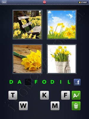 4 Pics 1 Word Level 2358 Solution