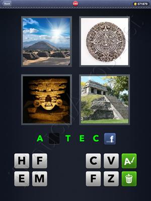 4 Pics 1 Word Level 2366 Solution