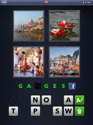 4 Pics 1 Word Level 2367 Solution