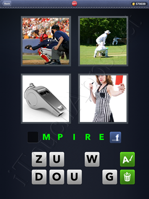 4 Pics 1 Word Level 2371 Solution