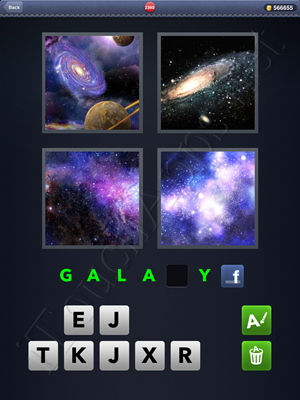 4 Pics 1 Word Level 2380 Solution
