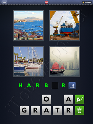 4 Pics 1 Word Level 2382 Solution