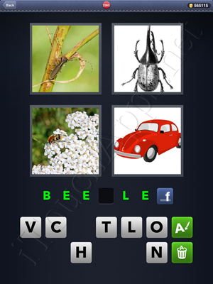 4 Pics 1 Word Level 2385 Solution