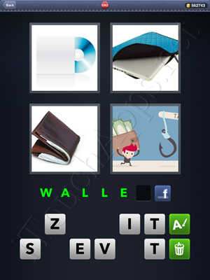 4 Pics 1 Word Level 2392 Solution