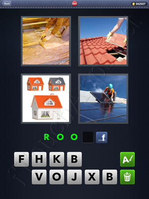 4 Pics 1 Word Level 2393 Solution