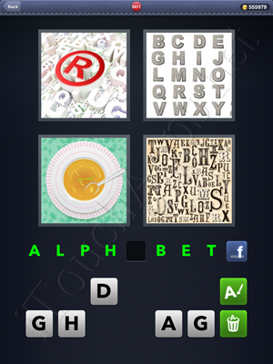 4 Pics 1 Word Level 2411 Solution
