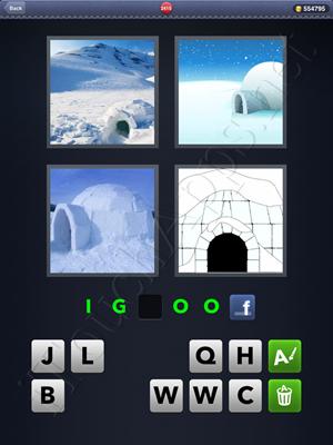 4 Pics 1 Word Level 2415 Solution