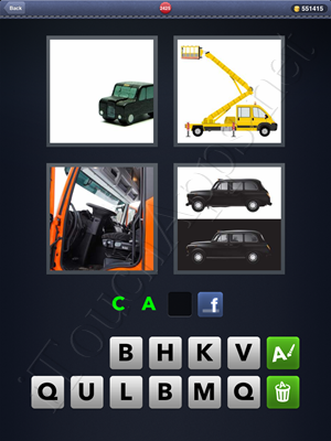 4 Pics 1 Word Level 2425 Solution