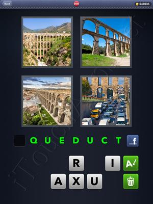 4 Pics 1 Word Level 2430 Solution
