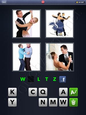 4 Pics 1 Word Level 2453 Solution